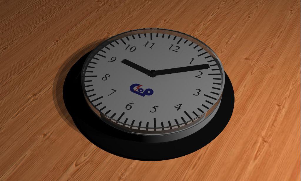 hodiny copth